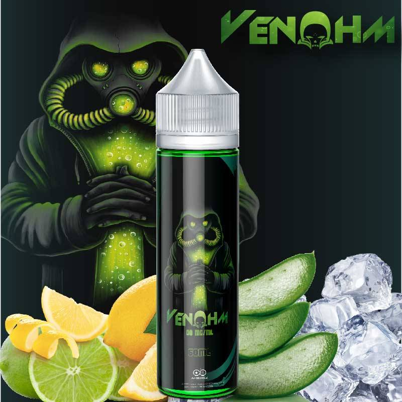 Venohm 50 ml 0mg [Juicestick]