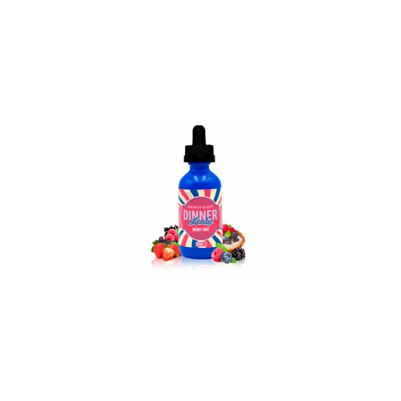 Berry Tart 50 ml [Dinner Lady]