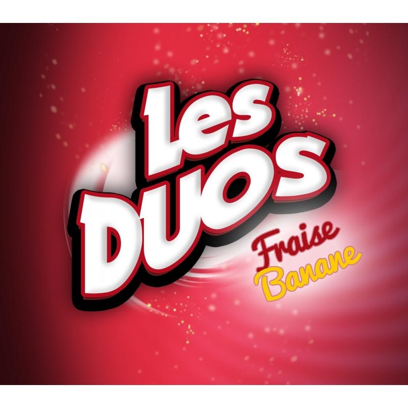 Concentré Les Duos Fraise Banane Revolute 20 ml