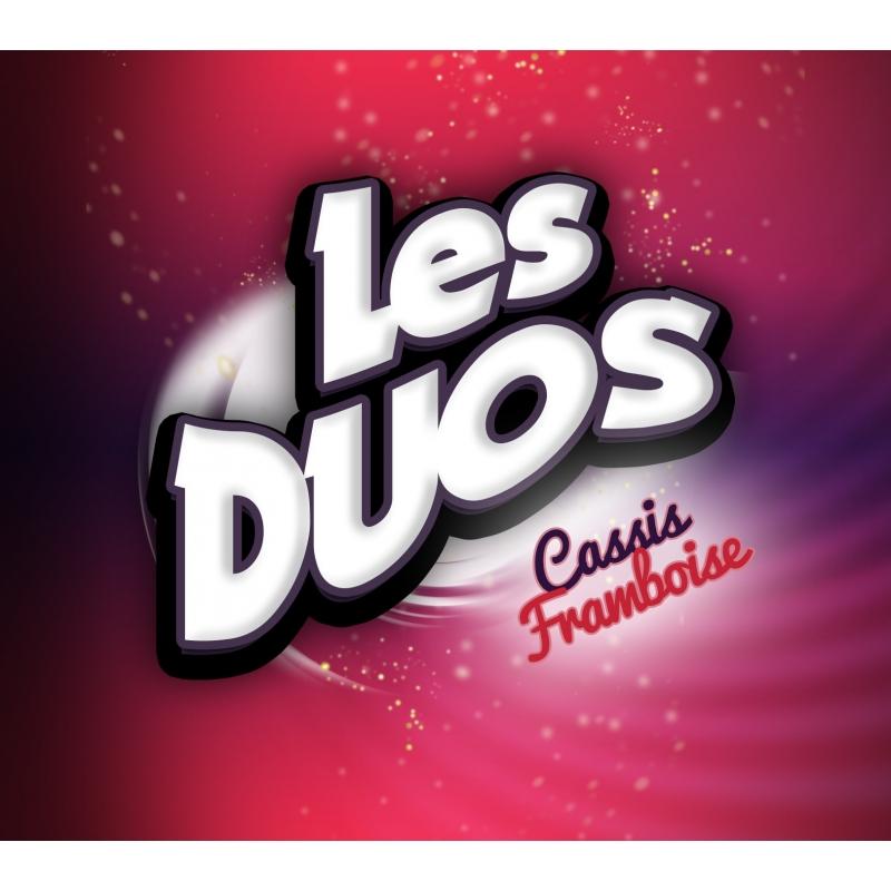 Concentré Les Duos Framboise Cassis Revolute 20 ml