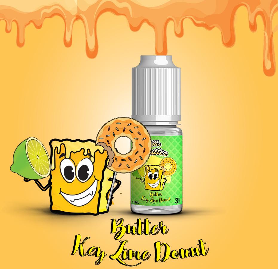 Concentré Butter Key Lime Donut par Mr Butter