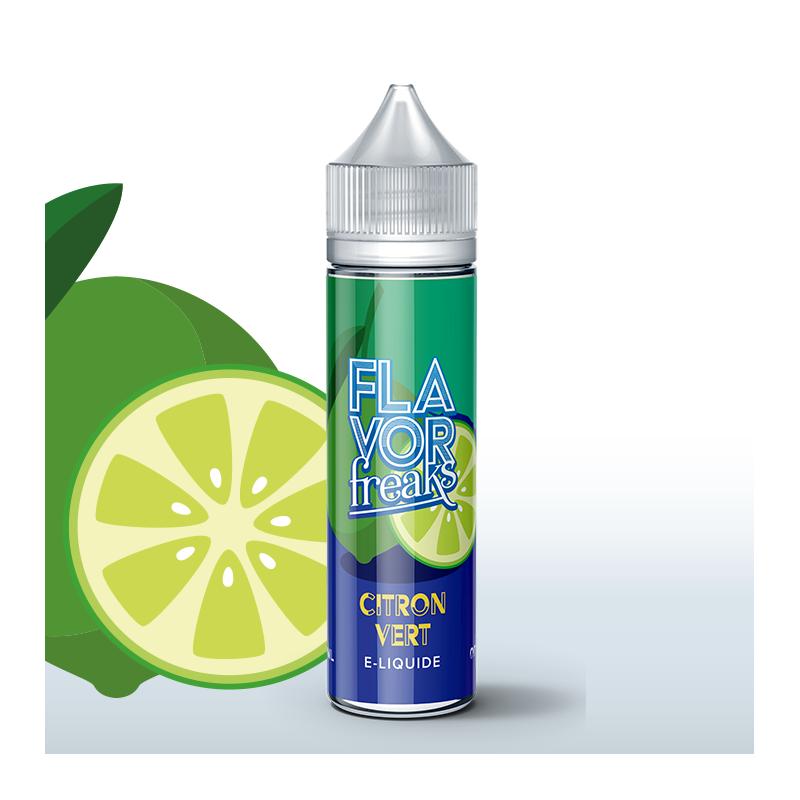 Citron Vert 50ml 0mg [Flavor Freaks]