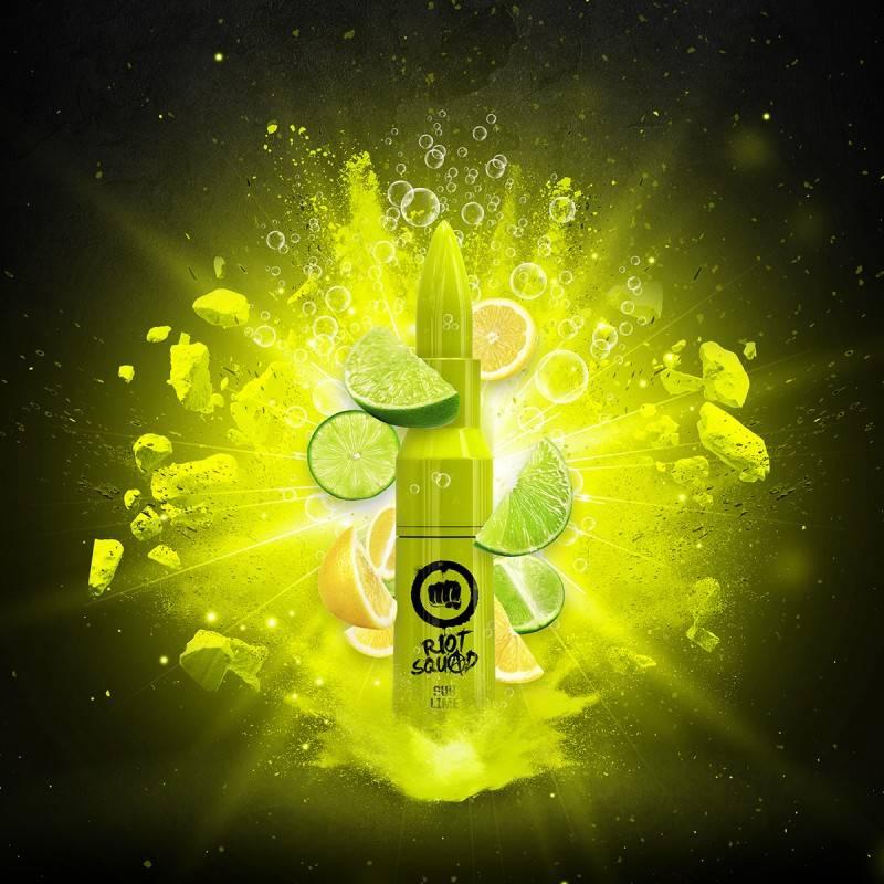Sub Lime 50ml [Riot Squad]