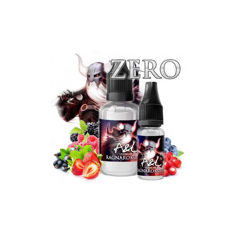 Concentré Ultimate Ragnarok Zéro 30 ml [A et L]