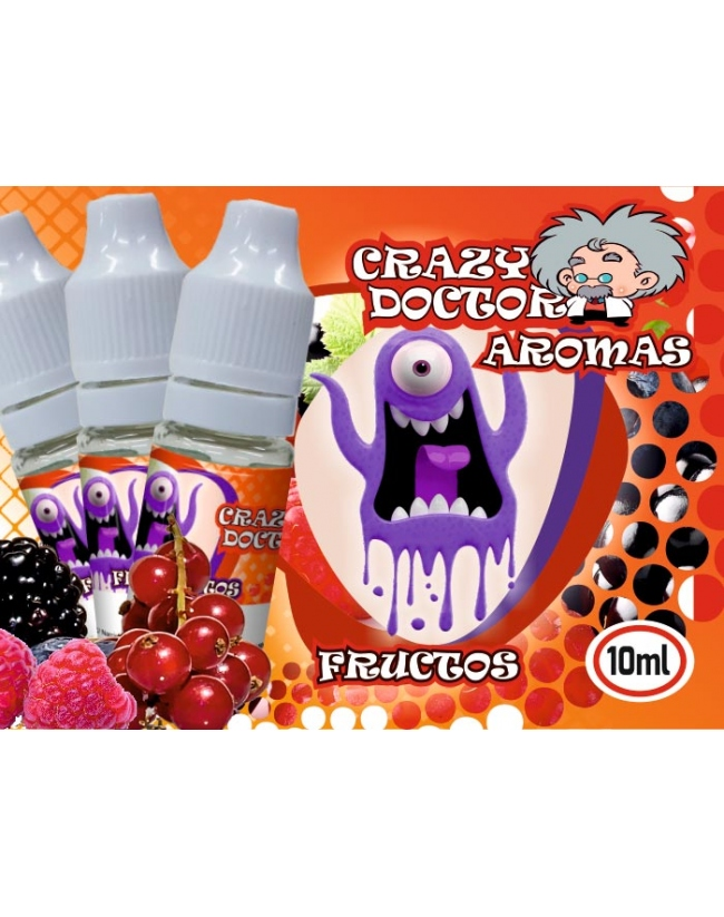 AROME FRUCTOS CRAZY DOCTOR 10ml