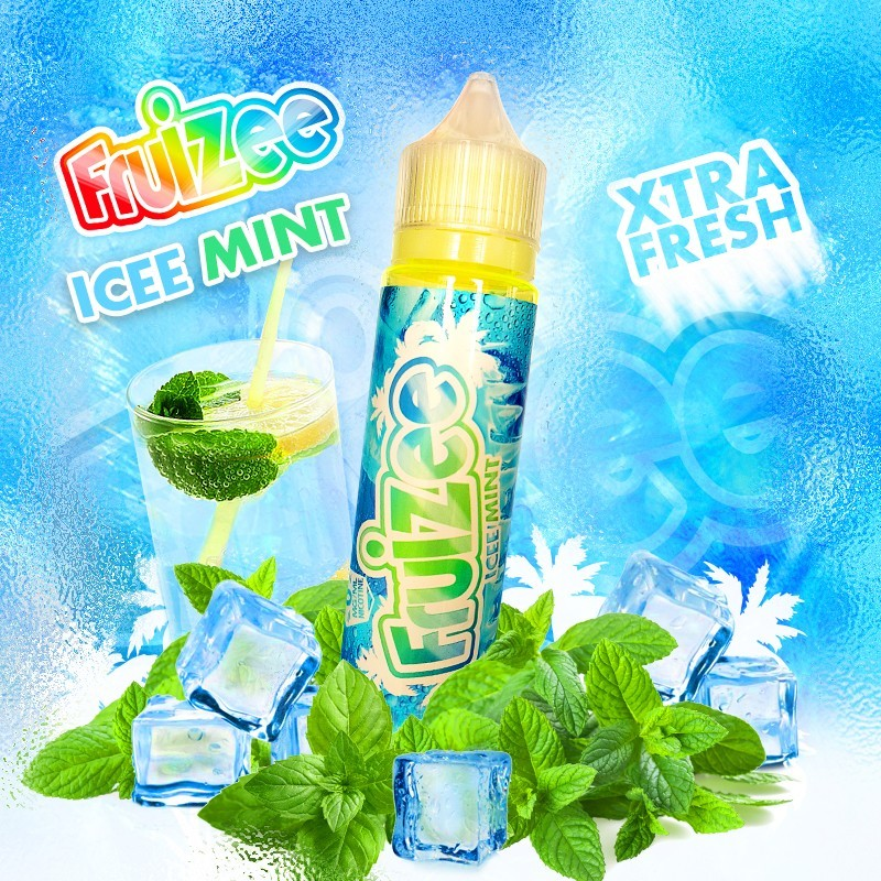 Ice Mint 50ml 0mg [Fruizee]