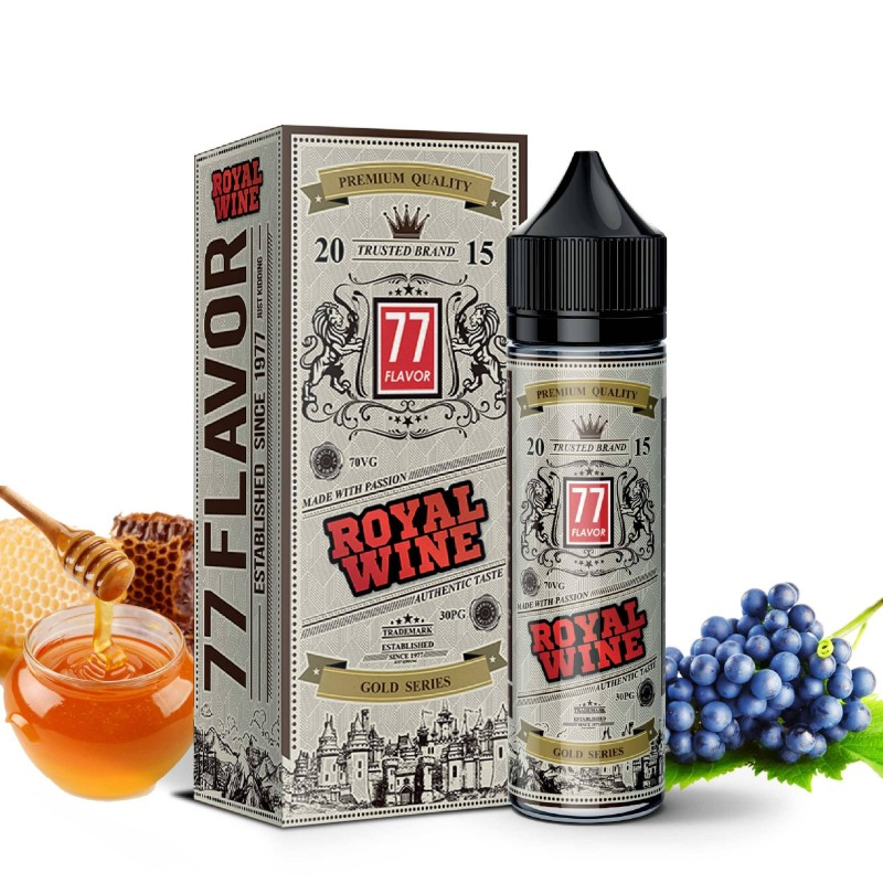 Royal Wine 50 ml [77 Flavor Gold]