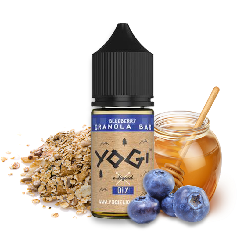 Concentré Blueberry Granola Bar 30 ml [Yogi Juice]