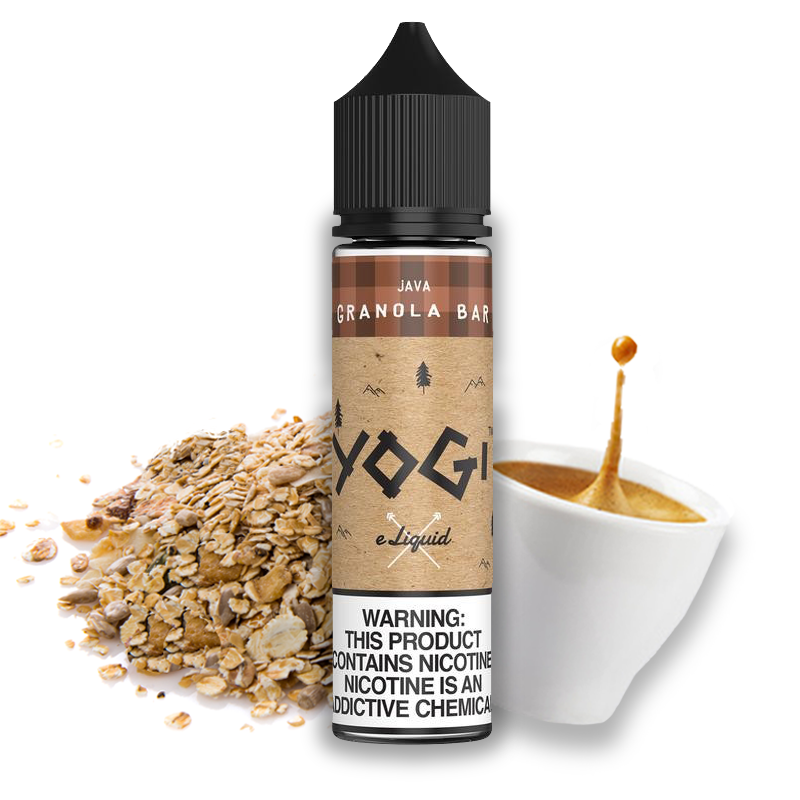 Java Granola Bar 50 ml 00 mg [Yogi Juice]