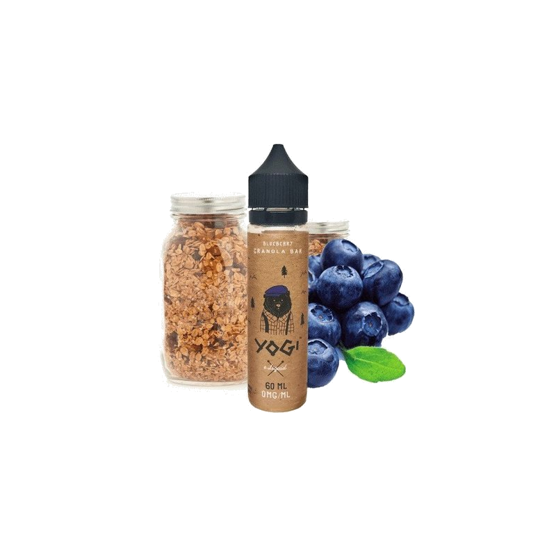 Blueberry Granola Bar 50 ml 00 mg [Yogi Juice]