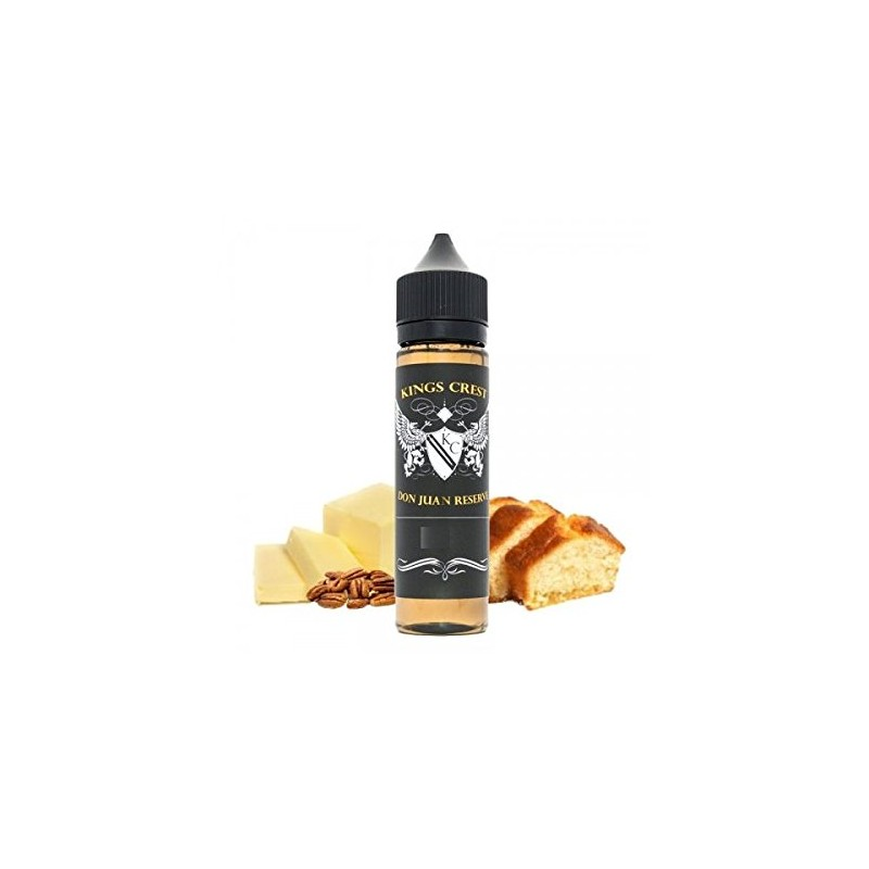 Don juan Tabaco Reserve 50 ML 0mg [Kings Crest]