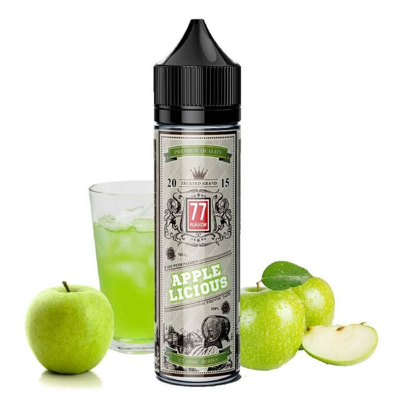Applelicious 50 ml [77 Flavor]