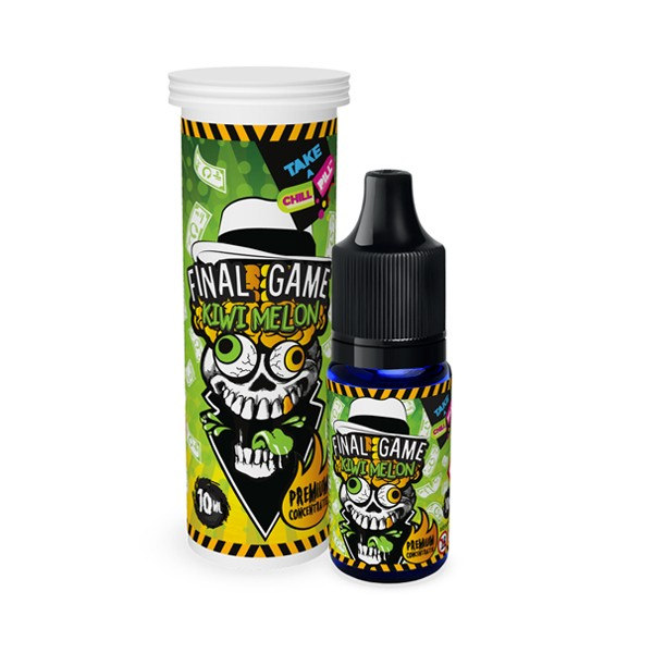 Concentré Final Game Kiwi Melon 10ml- Chill Pill