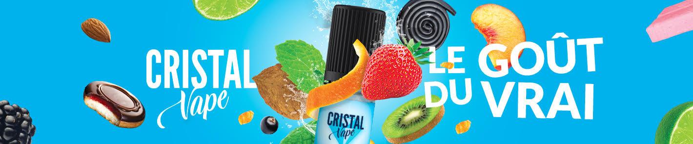 slide cristal vape