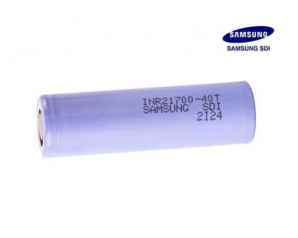 Accu 40T 21700 30A 4000mAh - Samsung