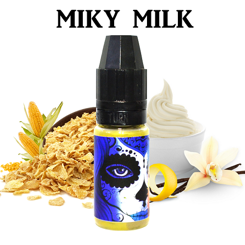 Arôme Milky Milk 10ml - LadyBug