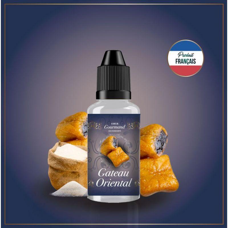 Coeur Gourmand Grand Réserve - Gateau Oriental - DIY 30 ML