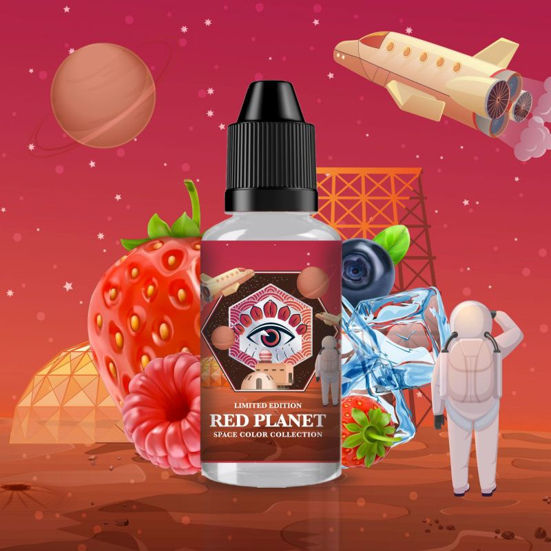 Redplanet - Wink - Space Color Collection