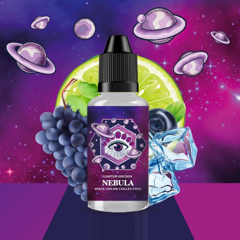 Nebula - Wink - Space Color Collection