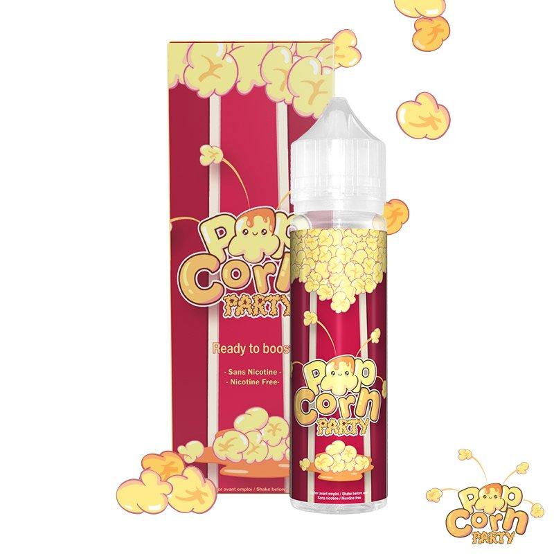 Pop Corn Party 0mg 50ml - Avap