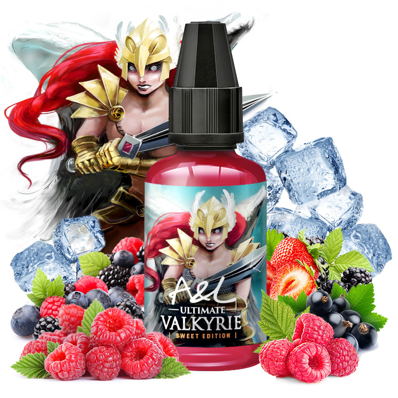 Concentré Ultimate Valkyrie Sweet Edition A&L