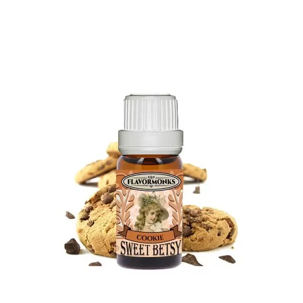 Concentré Cookie Sweet Betsy 10ml - FlavorMonks