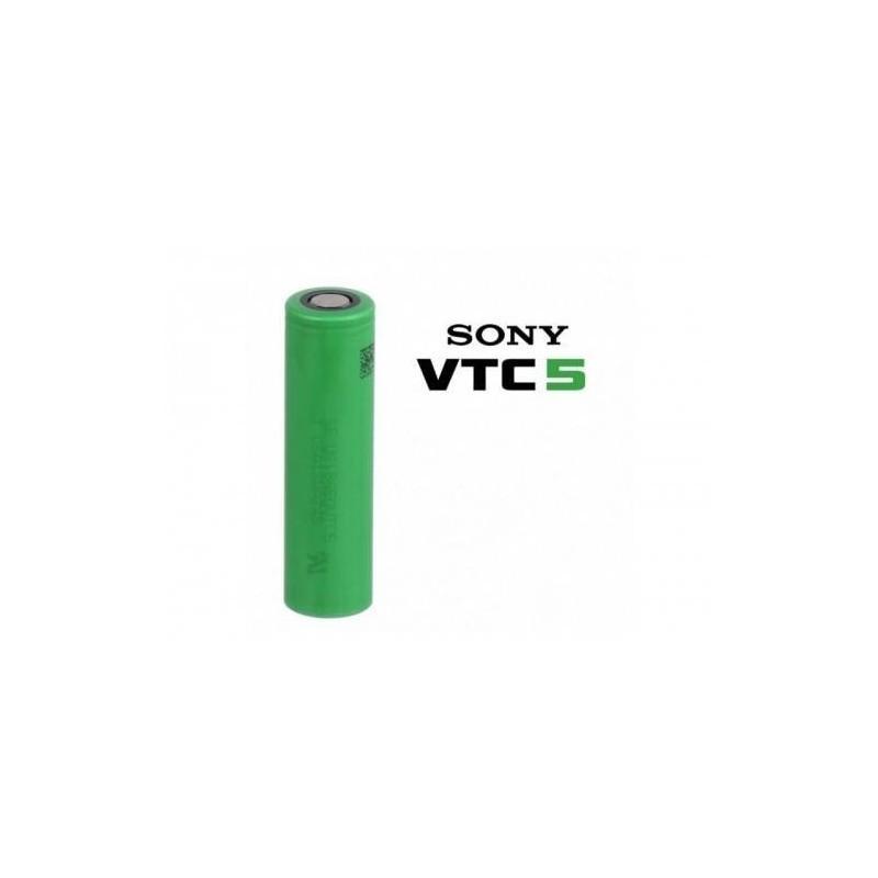 Accu VTC5 18650 2600mAh 30A  - [SONY]