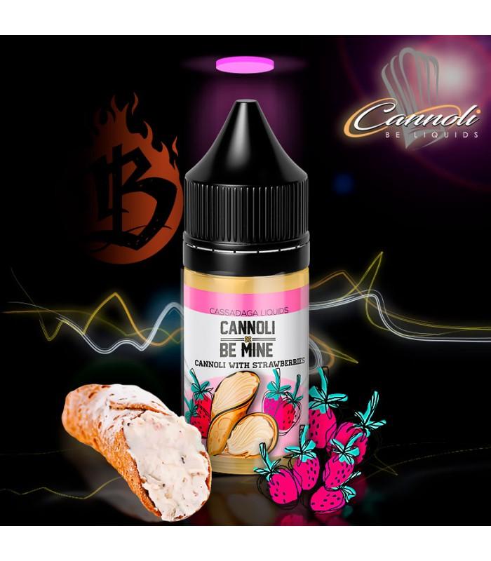 Cannoli Be Mine- concentré 30ml
