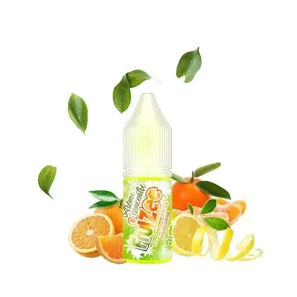 Concentré Citron Orange Mandarine 10ml - Fruizee by Eliquid France