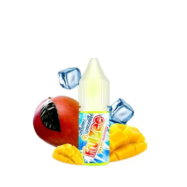 Concentré Crazy Mango 10ml - Fruizee by Eliquid France