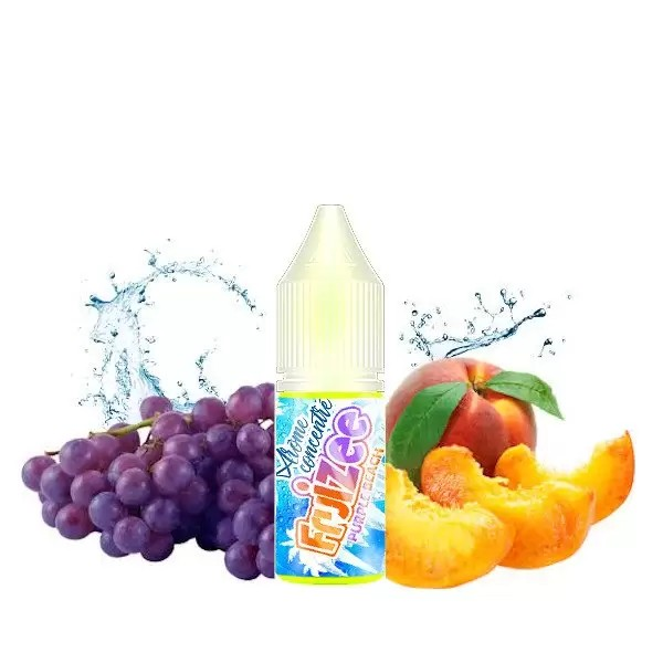 Concentré Purple Beach 10ml - Fruizee By Eliquid France