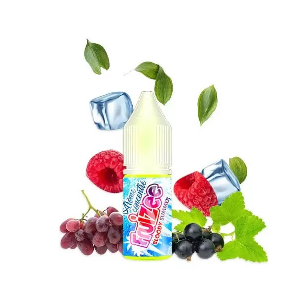 Concentré Bloody Summer 10ml - Fruizee by Eliquid France