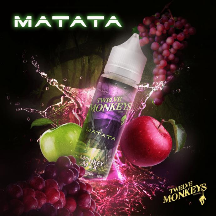 Matata 50ml - Twelve Monkeys