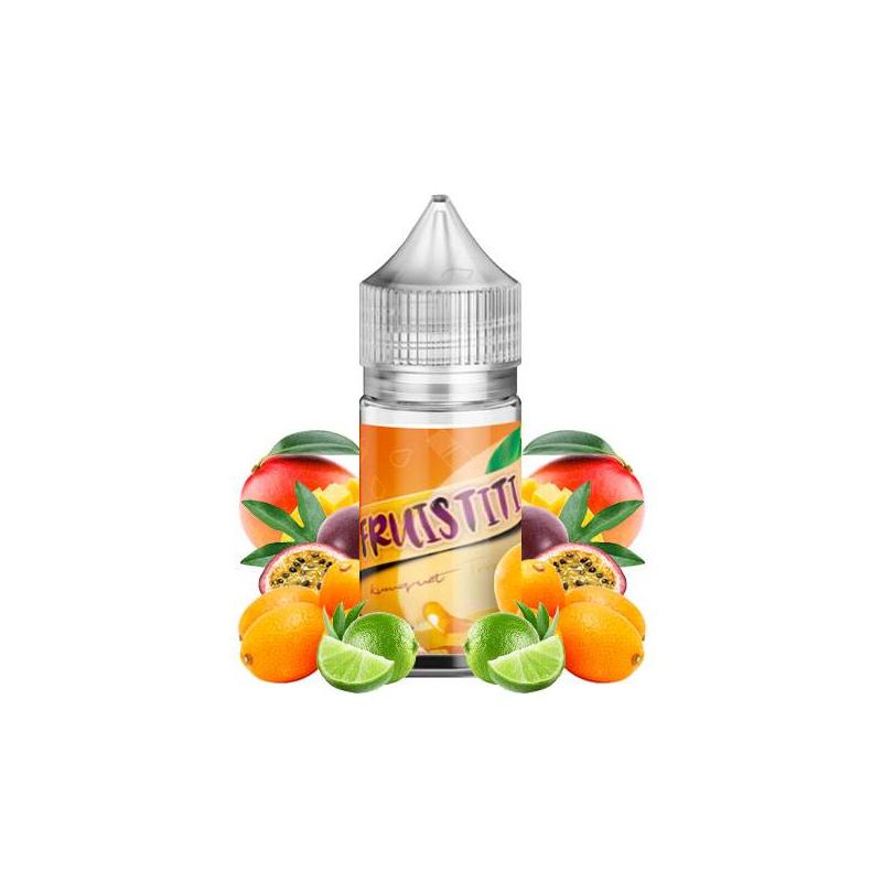Concentré kumquat tropical 30ml - Fruistiti