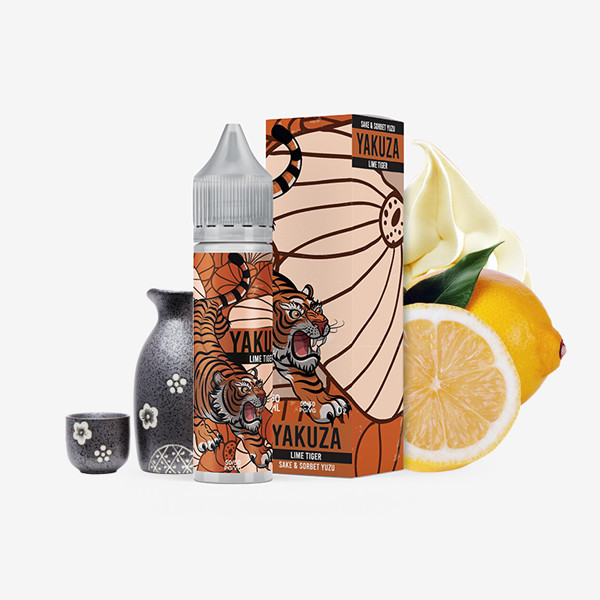 TIGER 50ML 0MG + 1 BOOSTER