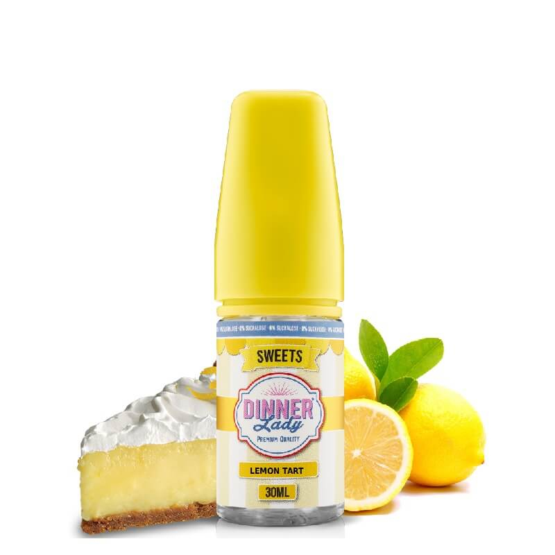 Concentré Lemon Tart 30ml - Dinner Lady