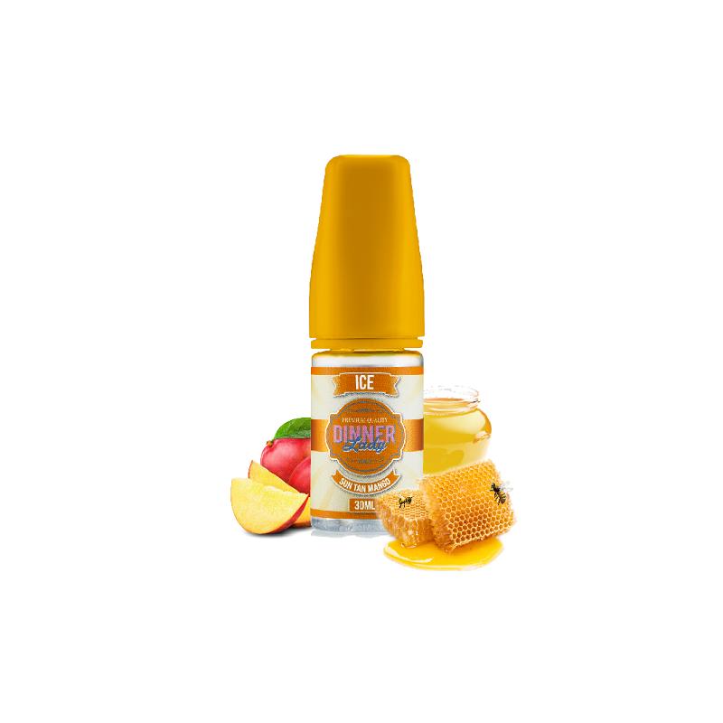 Concentré Sun tan mango 30ml - Dinner lady