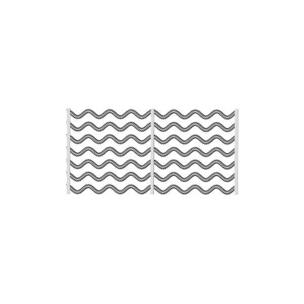 Résistances NexMesh Clapton 0.20Ω A1 (5pcs) - Wotofo