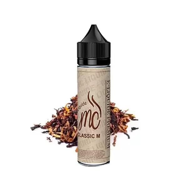 Classic M 0mg 50ml - MC Liquide