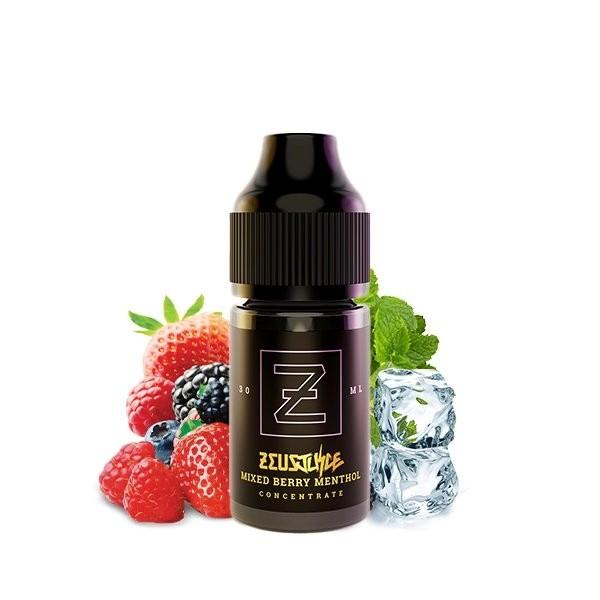 Concentré 30ml Mixed Berry Menthol - Zeus Juice