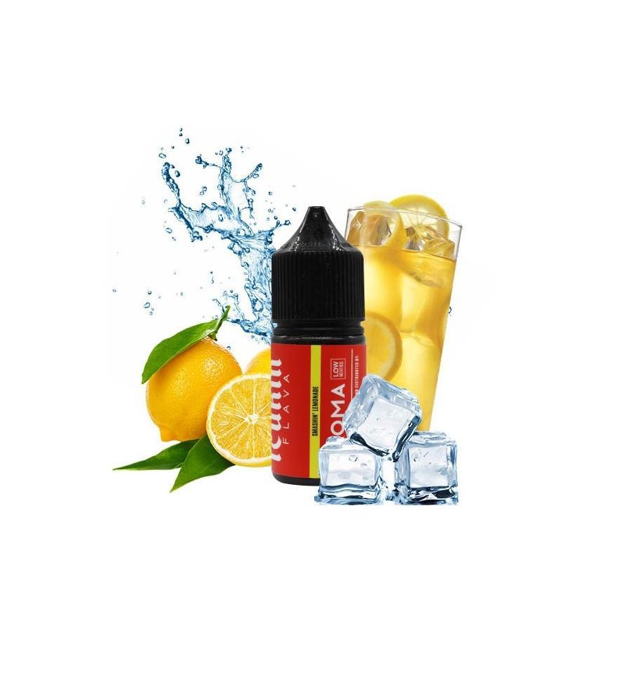 Concentré Smashin Lemonade LOW MENTHOL 30ml - Fcukin Flava