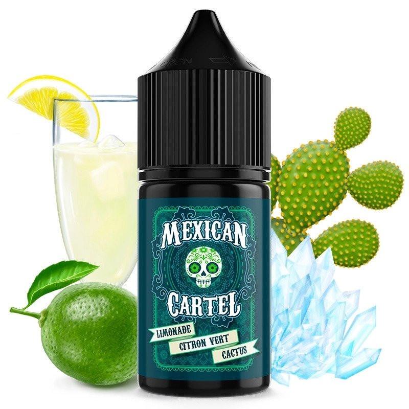 Concentré Limonade Citron Vert Cactus 30ml - Mexican Cartel