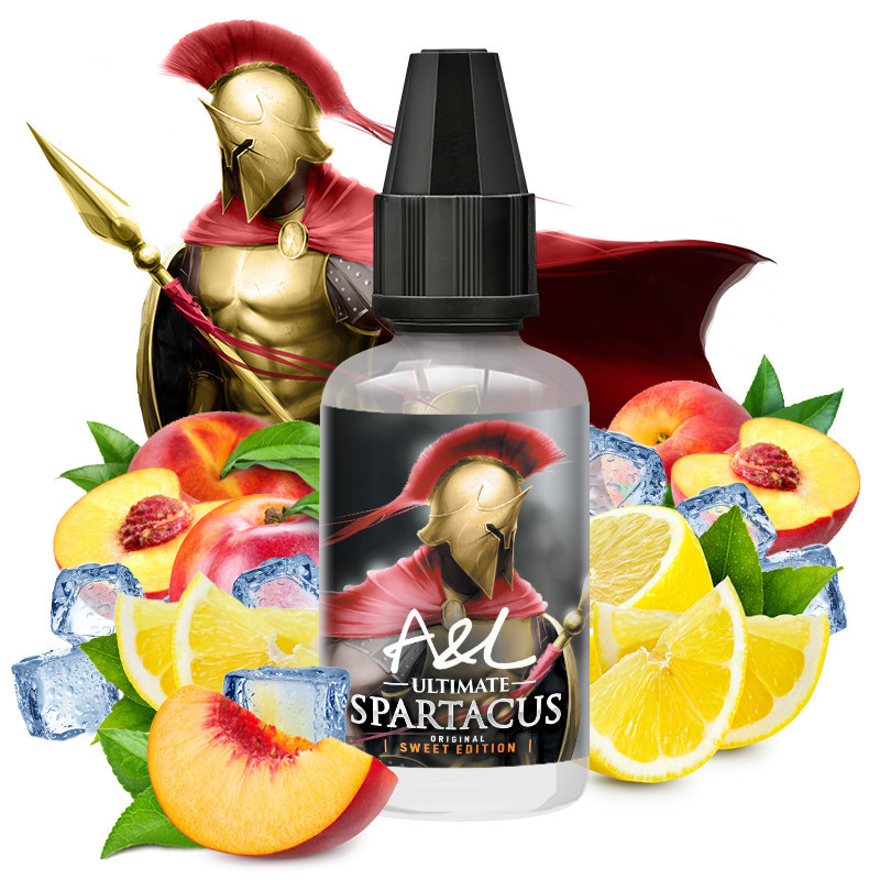 Concentré Spartacus SWEET EDITION 30ml - Ultimate by A&L