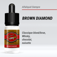 BROWN DIAMOND 50/50
