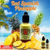 Concentré Red Spanish Pineapple 10mL [77 Flavor]