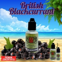 Concentré Britich Blackcurrant 10mL [77 Flavor]