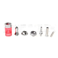 Unitank Coil Clearomizer (2,5 ml) ROUGE