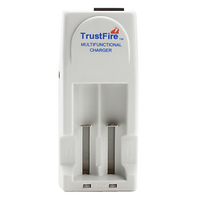 Chargeur accu TrustFire 3.7V