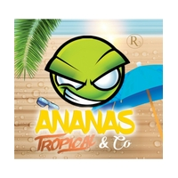 Concentré EXO Ananas Tropical & Co Revolute 10 ml