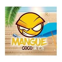 Concentré EXO Mangue Coco & Co Revolute 10 ml